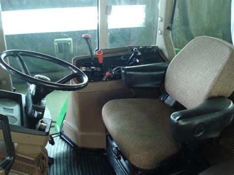 tractor interior upholstery john deere tractors used john deere equipment autos weblog