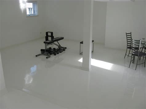 Epoxy Basement Floor Covering : Durable and Great Epoxy