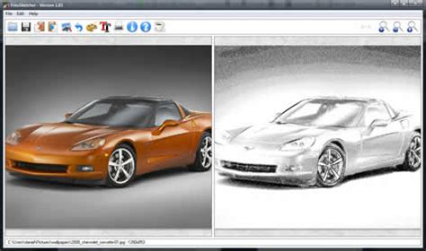 efectos para fotos dibujo a lapiz gratis efectos para fotos tipo dibujo con fotosketcher