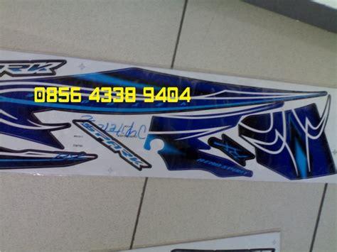 Striping Variasi New Spark Nano 5 stiker striping motor variasi dan thailand jogja irawan khoirul amri