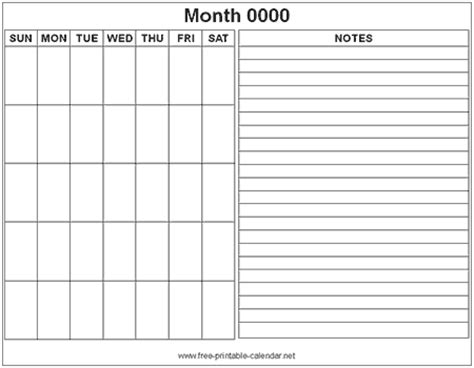 60 Day Calendar Template by 60 Day Blank Calendar Printable Calendar Template 2016