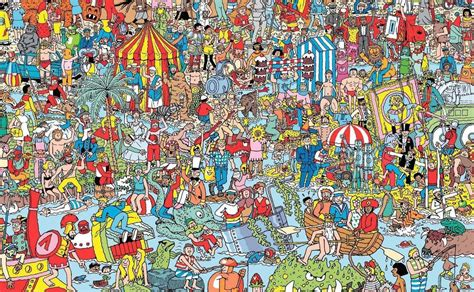 find the silly animals a where s wally style book for 2 5 year olds books o 249 est sciences jeux mais aussi chez martin