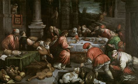 Wedding Feast At Cana Tintoretto by The Wedding At Cana Obey And Witness