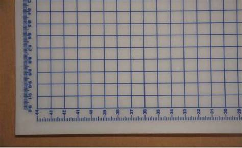 Large Cutting Mat by Rhino Large 4x8 Rotary Cutting Mat With Direct Print Grid