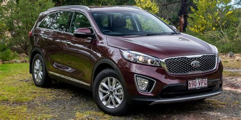 Ratings On Kia Sorento 2015 Kia Sorento Si Petrol Review Caradvice