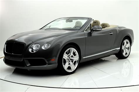 bentley finance department 2014 bentley continental gt v8 convertible
