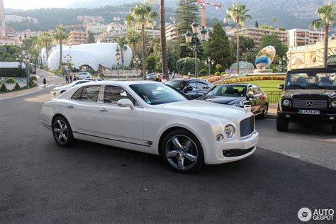 bentley mulsanne speed white bentley mulsanne speed 2015 26 november 2015 autogespot
