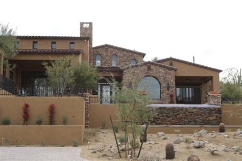 custom home design by i plan llc in las sendas mesa az