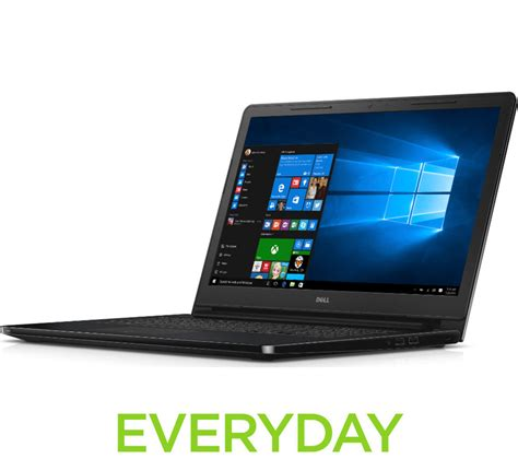 Laptop Dell Inspiron 15 3000 dell inspiron 15 3000 15 6 quot laptop black office 365 personal deals pc world