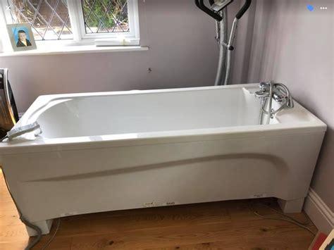 second hand bathtubs astor bannerman height adjustable bath bathing buy