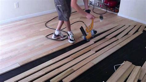 Hardwood Floor Installation by Coast Floors Weighs Pros Cons Of Diy Vs Professional Hardwood Floor Installation Coast