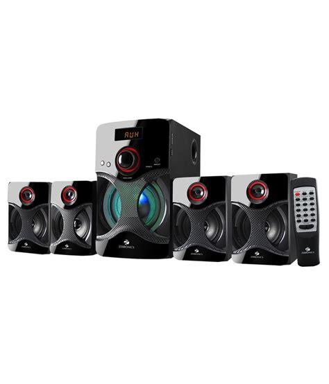 zebronics bt rucf  speakers system price  india