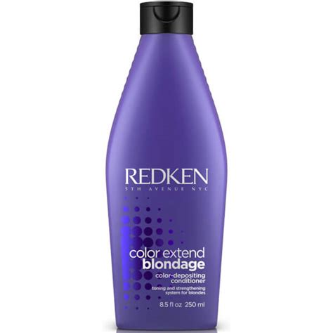 redken color extend shoo and conditioner redken color extend blondage conditioner free shipping