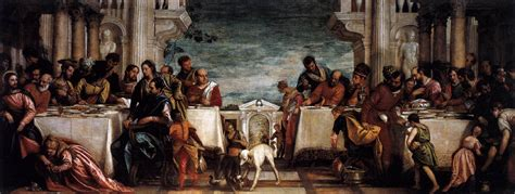 Wedding At Cana By Paolo Veronese Analysis by January 2013 Alberti S Window