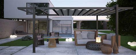tettoie per giardini coperture per giardini spazipi 249