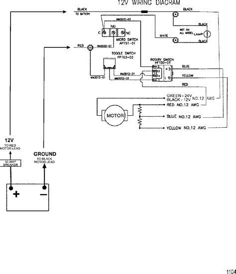 motorguide wiring diagram efcaviation
