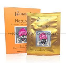 Masker Lumpur Hanasui hanasui naturgo masker lumpur isodagar