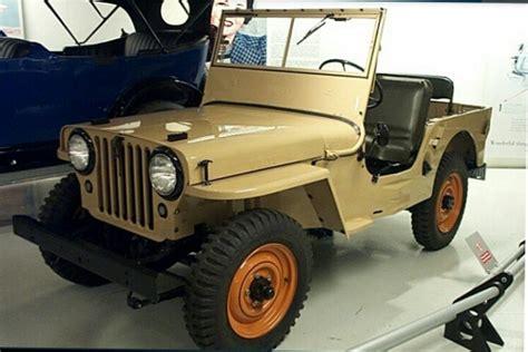 46 Willys Jeep 1945 46 Cj2a Willys Jeep Days By Willy S Jeep