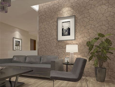 brick wallpaper grey living room italian style living room background vinyl brick wallpaper