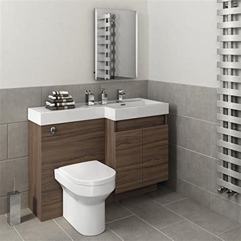 1200 Bathroom Vanity 1200 Mm Modern Walnut Bathroom Vanity Unit Basin Sink Toilet Furniture Cabinet Set Search