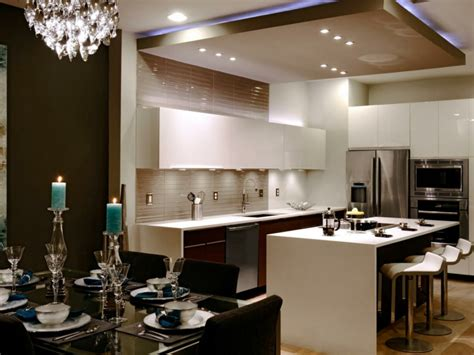 Plafond Cuisine Design by Faux Plafond Suspendu Une Solution Moderne Et Pratique