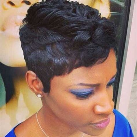 2016 trendy mohawk hairstyles for short haircuts 20 short pixie haircuts for black women short hairstyles