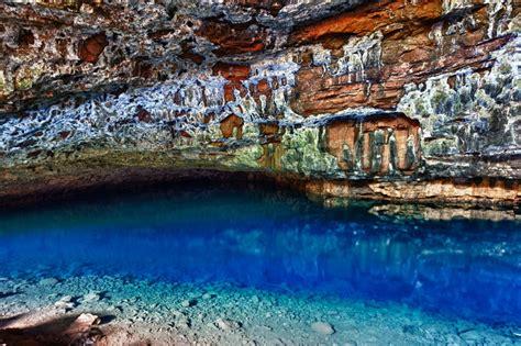 The Blue Room Kauai by See The Blue Room Cave Waikapalae Cave Kauai