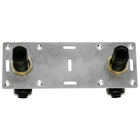 Shower Fixing Plate by Bar Valve Fixing Plate Available At
