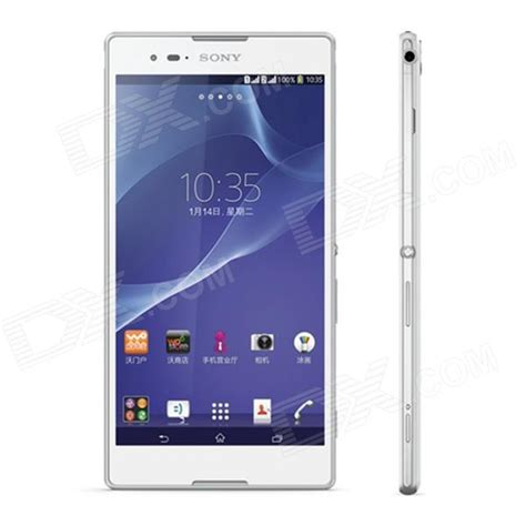 Android Sony Ram 1gb sony xperia t2 ultra xm50h 6 quot android 4 4 2