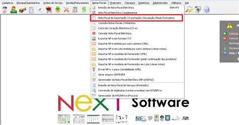 layout nfe layout nfe 2015 next software sistemas erp e nota fiscal
