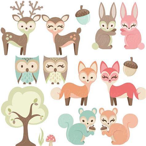 Woodland Animals Baby Shower by 17 Best Ideas About Woodland Animals On
