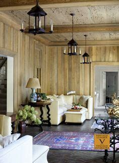 hallway with pecky cypress ceiling cottage entrance foyer 17 best ideas about pecky cypress paneling on pinterest