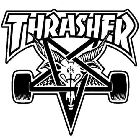 thrasher skate goat logo image gallery skate goat