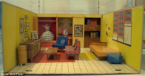 how to make a dream house barbie s first ever dreamhouse from 1962 revealed to be a tiny studio daily mail online