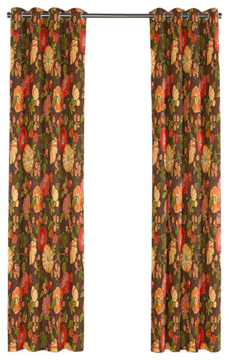 bold curtains bold floral curtains honey bold floral print eyelet
