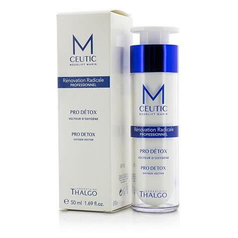 Thalgo Detox by Mceutic Pro Detox Salon Product Thalgo F C Co Portugal