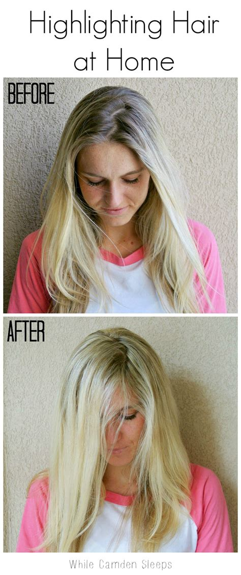 diy ombre hair highlighting kit diy wiki