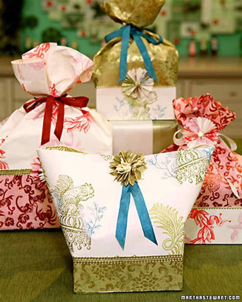 Rice Paper Craft Ideas - rice paper gift bags martha stewart