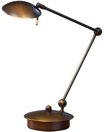 halogen desk l amazon holtkoetter 6238 hbob halogen desk l hand brushed old