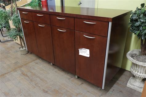 office furniture credenza kimball cherry credenza peartree office furniture