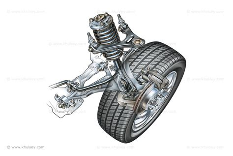 car front suspension stock images of car engines components suspensions