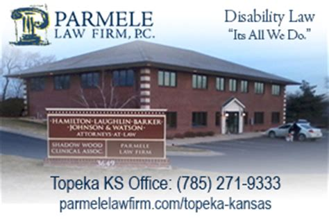 prominent social security disability lawyer in topeka ks