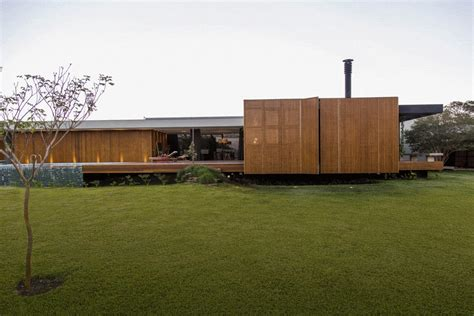 Mf House Gallery Of Mcny House Mf Arquitetos 1