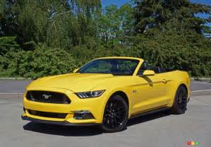 2016 Ford Mustang Gt The 2016 Ford Mustang Gt Convertible Makes Beautiful