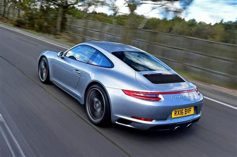 porsche 911 4s porsche 911 4s 2016 uk review pictures