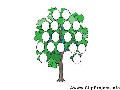 arbre genealogique image gratuite clipart modeles dessin