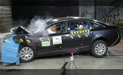 Audi A5 Crashtest by 2008 Ford Focus Crash Test Ratings Autoblog