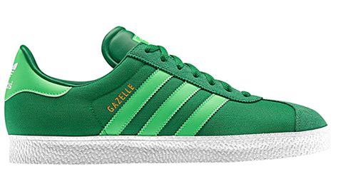 Adidas Gazelle 2 0 Green White adidas gazelle 2 0 kinderhaus zwergengewusel de
