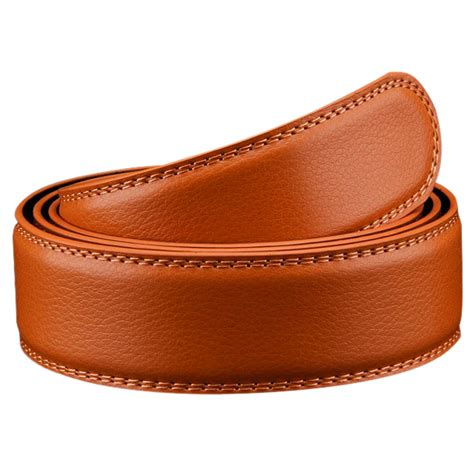 genuine leather automatic buckles belt