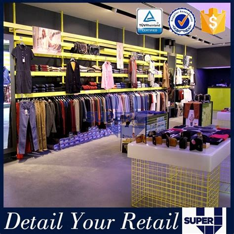 Interior Shop Names by Clothing Shop Interior Design For Outlet Store Showroom